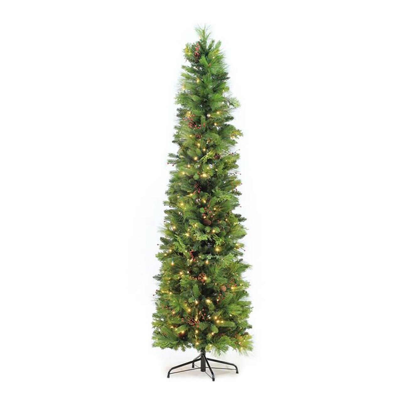 Woodland Blend Tall Skinny Tree