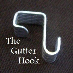 Aluminum Gutter Hooks