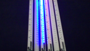 "11"", 19"", 31"", 39"" LED Snowfall Lights"